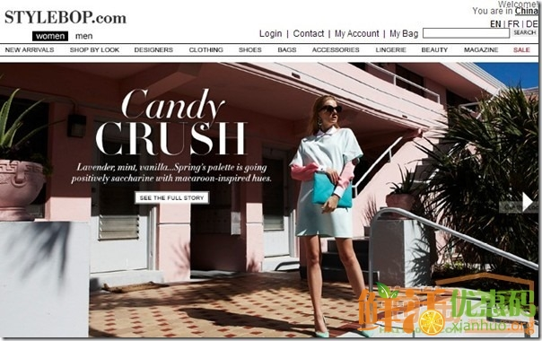 德国奢侈品Stylebop海淘攻略 Stylebop德淘购物攻略